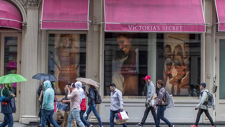"""Das Mode-Label """"Victoria's Secret"""" bekommt nun doch keinen neuen Ankeraktionär. (Archivbild)"""