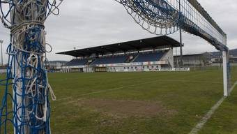 Bald ist im Stadion Niedermatten kein Challenge-League-Fussball mehr zu sehen: Die Freiämter treten in der Promotion League an.