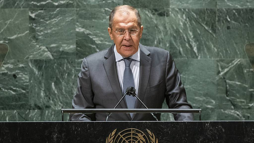 Russland: USA handeln im «Geiste des Kalten Krieges»
