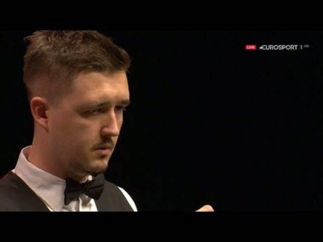 Snooker: Kyren Wilson gegen den Fricktaler Alexander Ursenbacher