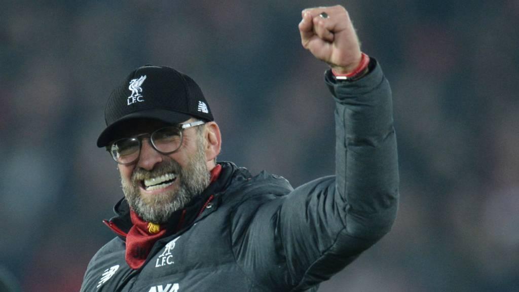 Liverpool versüsst sich Sieg gegen Erzrivale United mit Rekorden