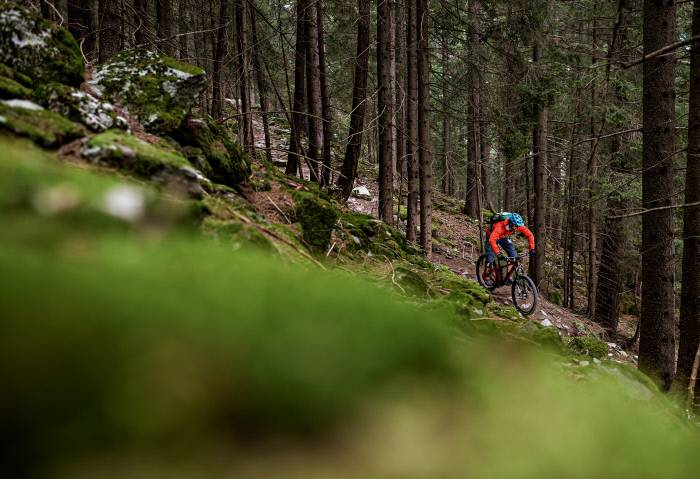 Enduro MTB Tour Passo Bernina - Poschiav