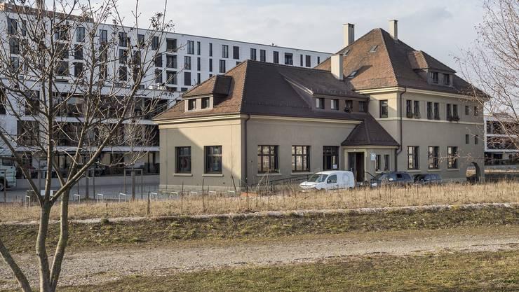 Die «Bahnkantine» hat geschlossen, neu veranstaltet der Quartiertreffpunkt Rosental hier Mittagstische.
