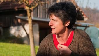 Gertrud Häseli tritt im Herbst als Präsidentin der Grünen Aargau ab.
