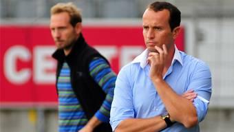 Erfolgreicher Abschied für Trainer Edvaldo Della Casa.