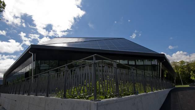 Die Umwelt Arena in Spreitenbach