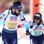 Starker 5. Platz in der Single-Mixed-Staffel an der WM: Benjamin Weger und Lena Häcki