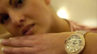 Zu Richemont gehört unter anderem Cartier (Archiv)