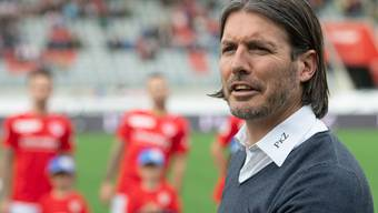 Gefordert wie nie: Der Thuner Sportchef Andres Gerber.