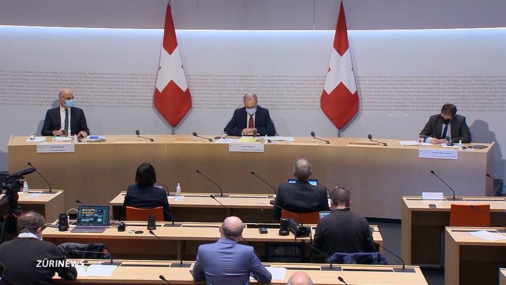 Bundesrat warnt vor einer dritten Welle