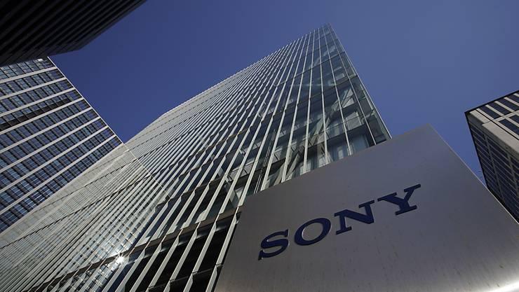 Der Hauptsitz von Sony in Tokyo (Archivbild).