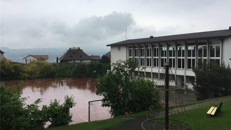 Der Schulhaus-Neubau in Birrwil polarisiert stark.
