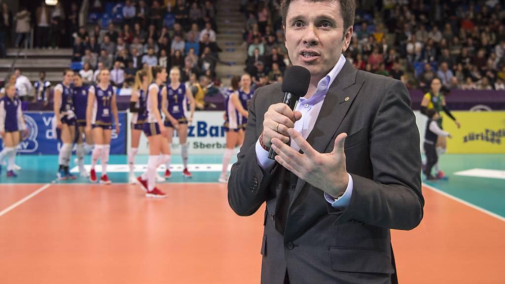 Volero Zürich spielt nächste Saison in der NLB