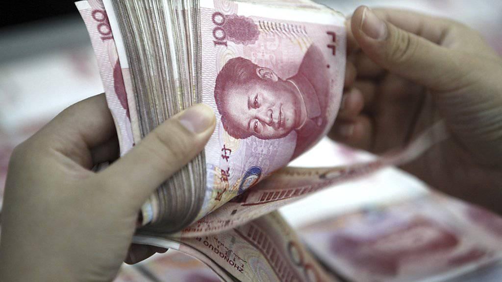 Turbulente Zeiten für Chinas Börsen - Journalist soll Schuld sein an Kurssturz