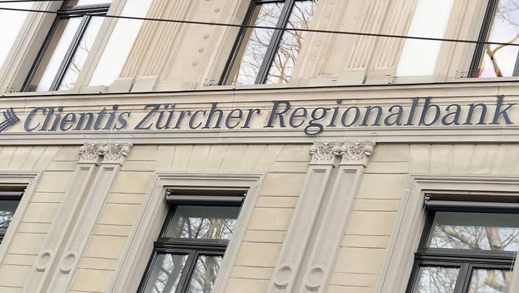Für die Filialen der Clientis-Bankengruppe ist es zu Jahresbeginn allgemein aufwärts gegangen - auch für die Clientis Zürcher Regionalbank.
