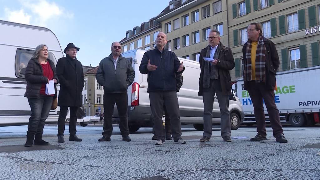 Transitplatz Wileroltigen: Fahrende brechen ungeschriebenes Gesetz
