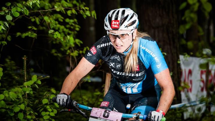 Die Gränicherin Kathrin Stirnemann ist bei den ersten European Games mit dabei.