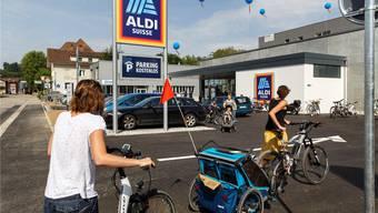 Auf Expansionskurs: In den nächsten zehn Jahren will Aldi Suisse insgesamt 100 neue Filialen eröffnen.