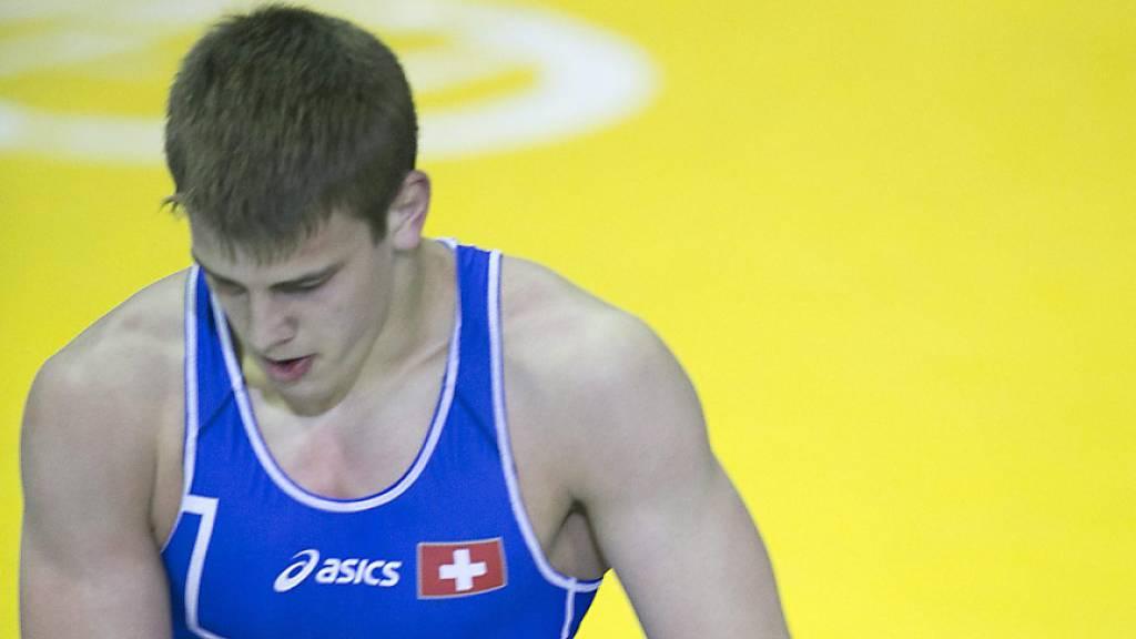 Stefan Reichmuth holt Olympia-Quotenplatz