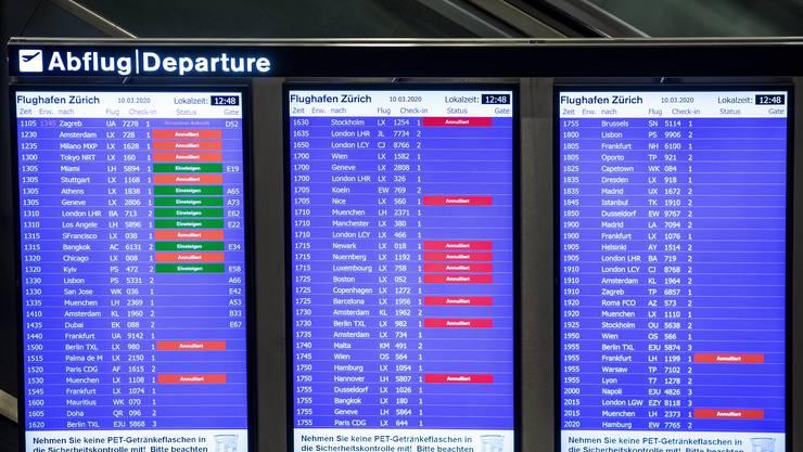 Die Fälle, die das Reiserecht betreffen, haben sich laut AXA in den vergangenen Monaten verdoppelt. (Symbolbild)