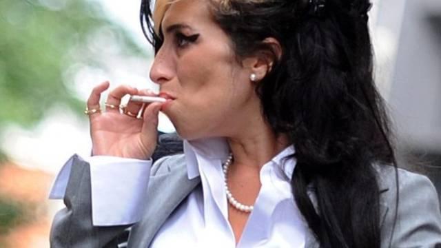 Fühlt sich nicht besonders: Amy Winehous (Archiv)