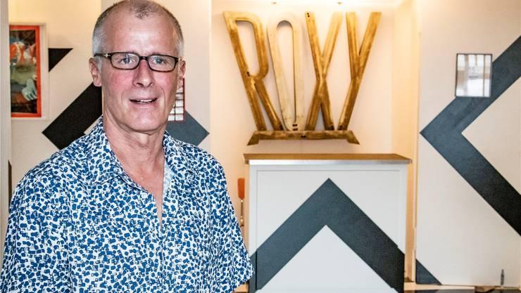 Sven Heier hat das Theater Roxy in Birsfelden zur viel beachteten Adresse gemacht.
