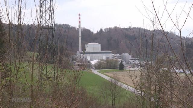 Kernkraftwerk Mühleberg wegen Hitze gedrosselt