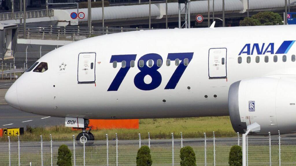 Die Boeing 787 Dreamliner kämpft erneut mit technischen Problemen. (Archivbild)