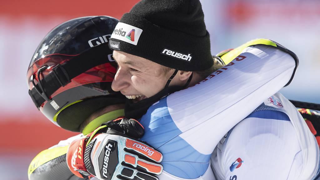 Acht Schweizer beim Weltcup-Start in Sölden