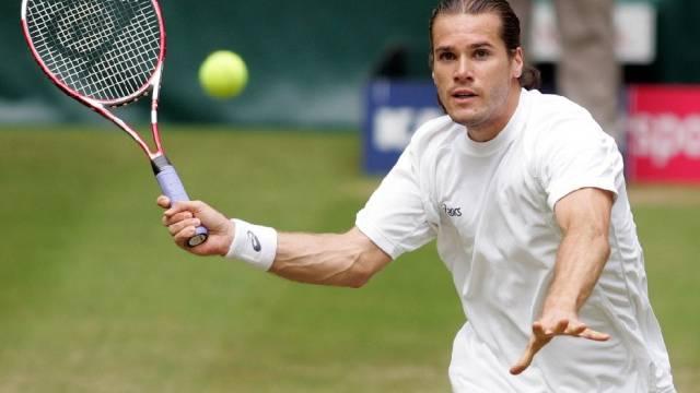 Tennisprofi Tommy Haas ist an der Schweinegrippe erkrankt