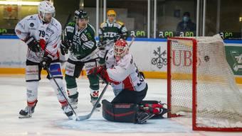 Eishockey, Swiss League: EHC Olten - EHC Visp (20.10.20)