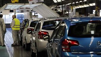 Autos der Marke Citroën sollen bald auch im Iran hergestellt werden. (Archiv)