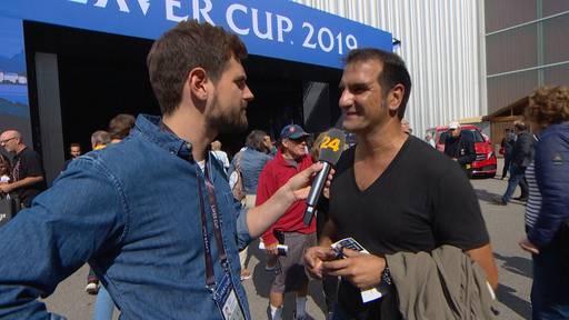 Laver Cup 2019: Diese Fans fiebern mit
