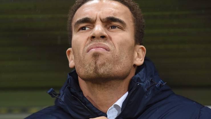 Vom Interimscoach zum Cheftrainer in Wolfsburg befördert: Valérien Ismaël