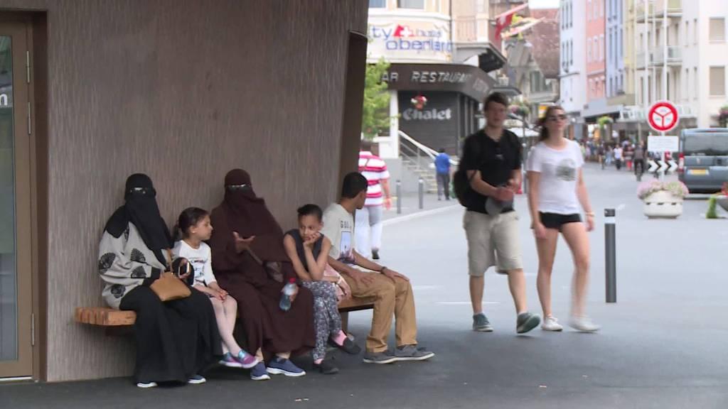Debatte um Burka: Nationalrat beschäftigt sich mit...