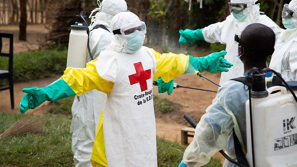 Neben Ebola-Fällen ist die Demokratische Republik Kongo nunmehr auch von einer Masern-Epidemie betroffen. (Archivbild)