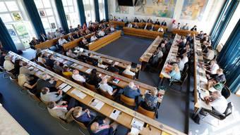 Die SVP setzt auf Kontinuität im Landrat, die Ratslinke befürchtet den Stillstand (Archiv)