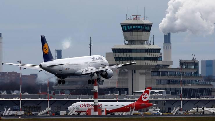 Der Flughafen Tegel in Berlin: Er könnte länger leben als geplant.