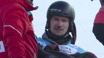 Eine Verletzung zu viel: Iouri Podladtchikov muss seine Karriere beenden