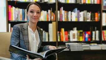 «Die Jugendbuchabteilung wächst extrem»: Simona Pfister in der Basler Filiale.