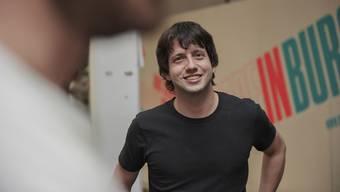 Patrick Müller, Produkt-Designer und Gewinner des Iconic-Awards