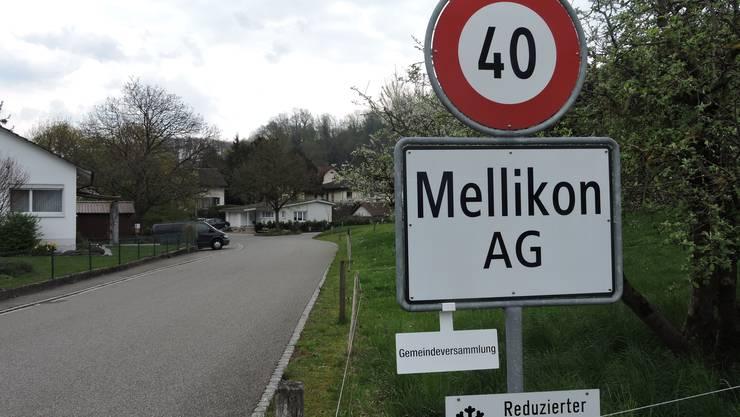 Wie Mellikon würden auch die übrigen Gemeinden bei einer Fusion ihren Namen behalten.