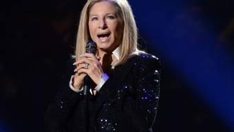 Als weiterer Stargast für die diesjährigen Oscars angekündigt: US-Sängerin und Schauspielerin Barbra Streisand.  (Archivbild)