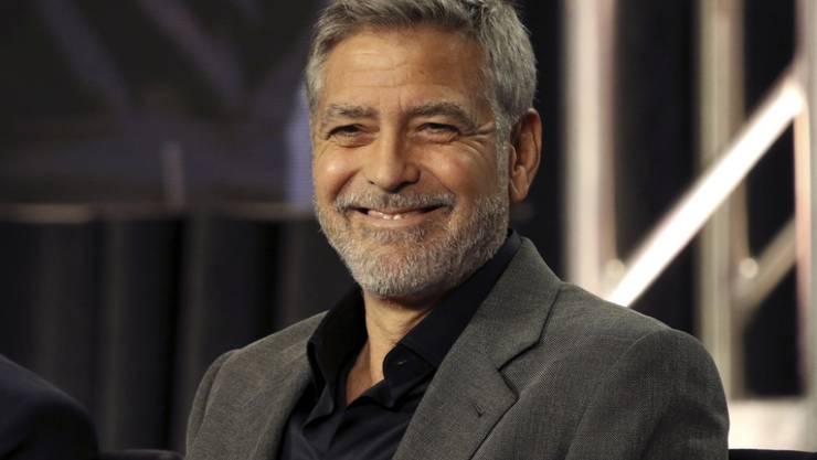 Schlechter Film, schlecht gespielt: US-Schauspieler George Clooney erinnert sich nur sehr ungern an seine Rolle als Batman. (Archivbild)