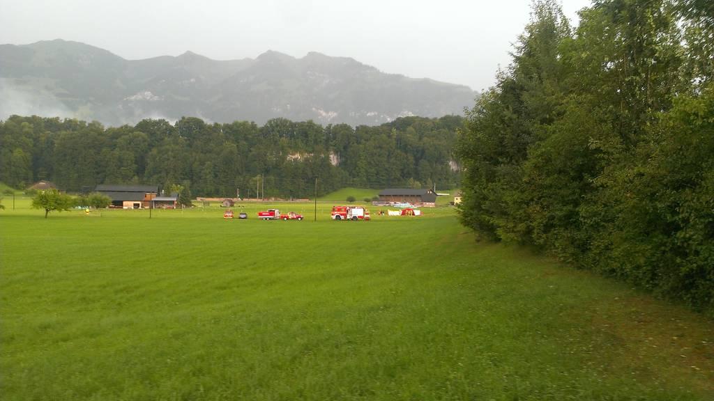 Opfer des Flugzeugabsturzes in Kägiswil waren aus Ob- und Nidwalden