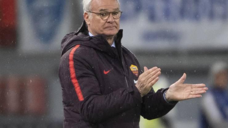 Claudio Ranieri glückt das Trainer-Debüt bei der zweiten Rückkehr zu seinem Jugendklub