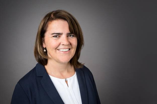 Antonia Fässler, Gesundheitsdirektorin Appenzell Innerrhoden