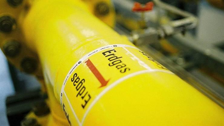 Anwohnerinnen und Anwohner der Region Baden müssen für Erdgas künftig weniger bezahlen.