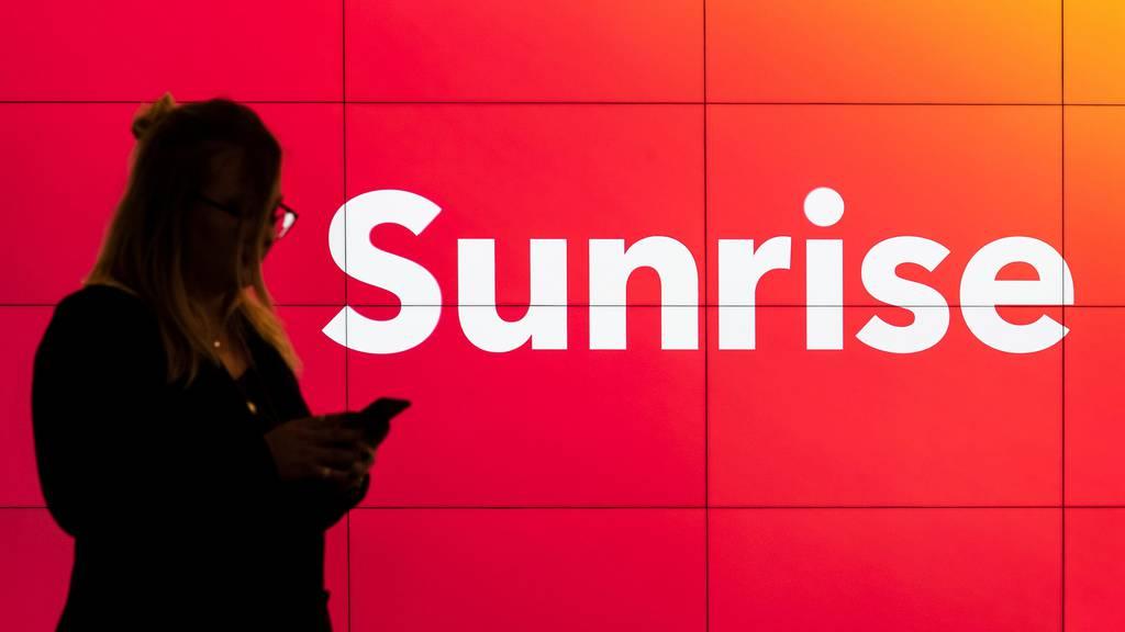 Sunrise machte 2019 56 Millionen Franken Gewinn