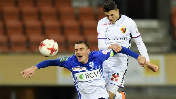 Lausanne - FC Basel
